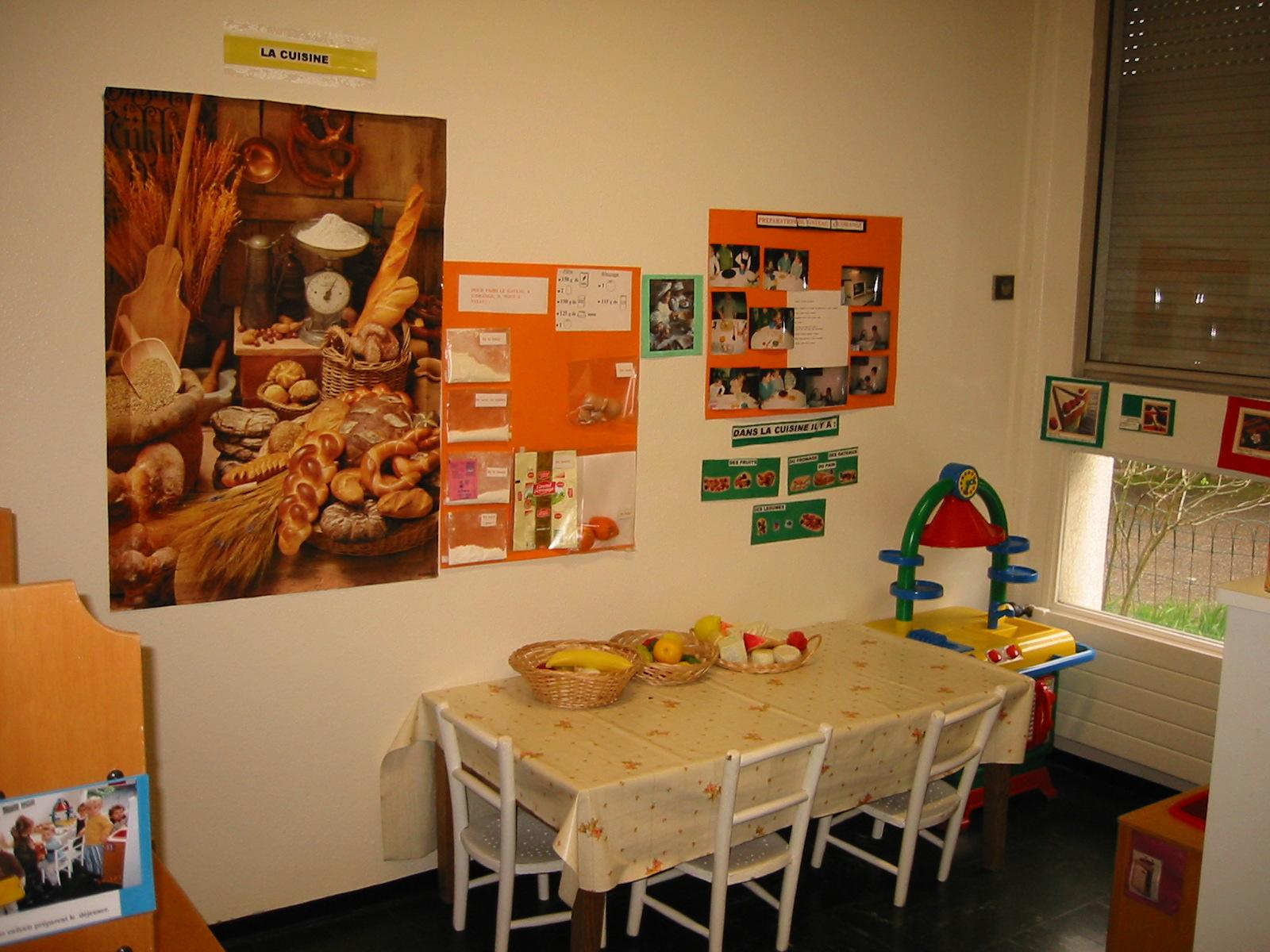 La petite section - Le bon coin cuisine amenagee ...